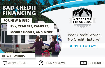 how to get home financing with bad credit