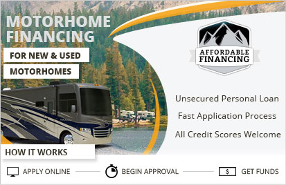 Motorhome Loans Motorhome Financing