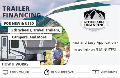 Travel Trailer Loans Motorhome Financing